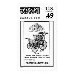 1902 Baby Carriage advertisement Augusta GA Postage Stamp