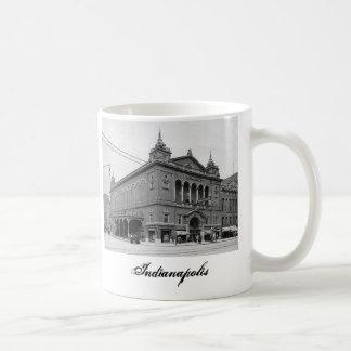 1902 Park Theatre Indianapolis Coffee Mug
