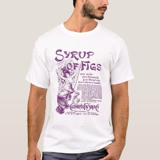 1902 Syrup of Figs vintage illustration T-Shirt
