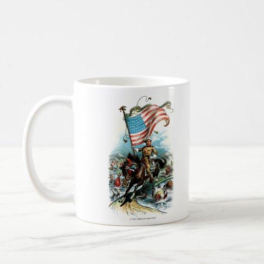 1902 Theodore Roosevelt Coffee Mug