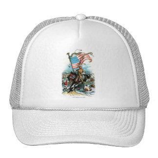 1902 Theodore Roosevelt Mesh Hat