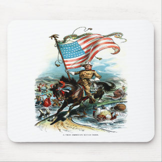1902 Theodore Roosevelt Mousepads