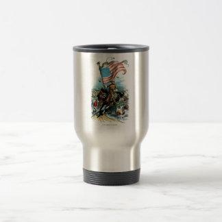 1902 Theodore Roosevelt Travel Mug