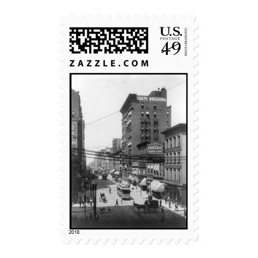 1903 4to sello del St St. Louis Missouri