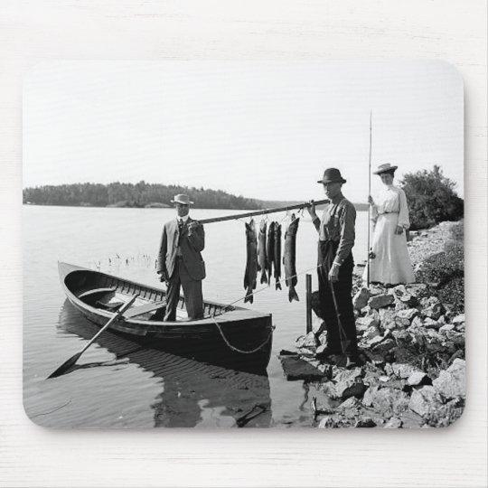 1903 Adirondack Mts.Fishing Mousepad