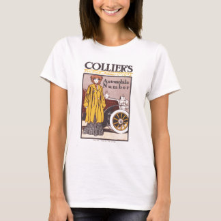 1903 Colliers automobile number Poster T-Shirt