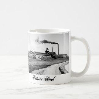 1903 Detroit Iron and Steel Mug
