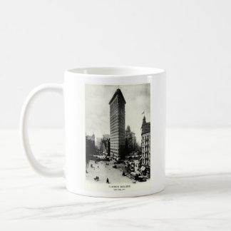 1903 distrito de Flatiron, New York City Tazas De Café