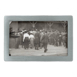 1903 - Hilltop Park - New York Highlanders Belt Buckle