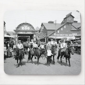 1904 Coney Island NY Mousepad