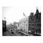 1904 Main St. Buffalo NY Postcard