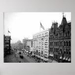 1904 Main St. Buffalo NY Poster