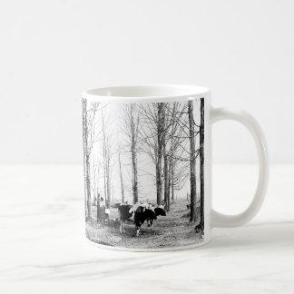 1904 Maple Sugar Camp Vermont Mug
