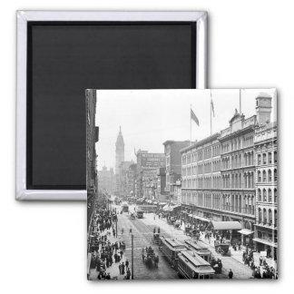 1904 Market St. Philadelphia Pa. Magnet