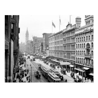 1904 Market St. Philadelphia Pa.Postcard