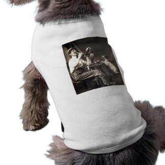 1905 Beer Drinking Dogs Dog Shirt