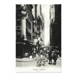 1905 calle de Nassau, New York City Impresion En Lona