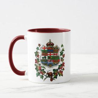 1905 Canadian Coat of Arms Mug