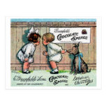 1905 Chocolate Candy Ad Post Cards