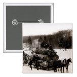 1905 leñadores en el trabajo pin