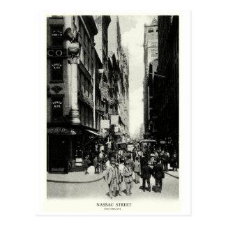 1905 Nassau Street, New York City Postcard