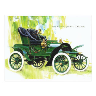 1905 Raodster Postcard