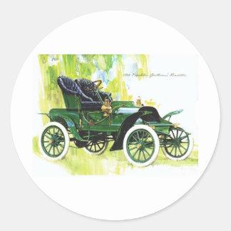 1905 Raodster Sticker