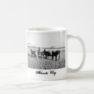 1906 Atlantic City New Jersey Ponie Rides Mug