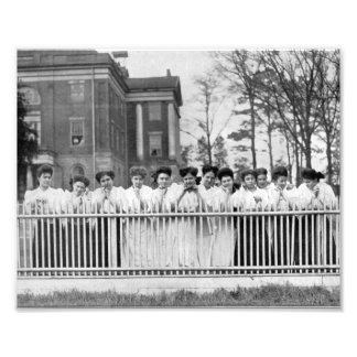 1906 Coeds of the Alabama Central Female College Photo