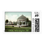 1906 Entrance to Zoo, Wilmington, DE Postage Stamps
