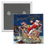 1906 Felices Navidad Pins