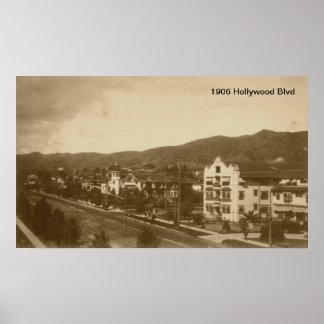 1906 Hollywood Blvd  Print