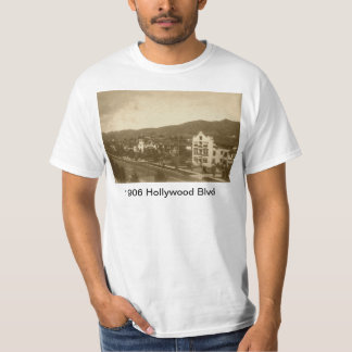 1906 Hollywood Blvd  Shirt