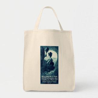 1906 Milan Exposition Poster Bag