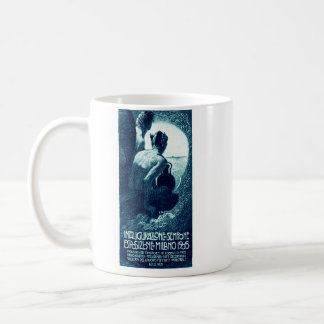 1906 Milan Exposition Poster Classic White Coffee Mug