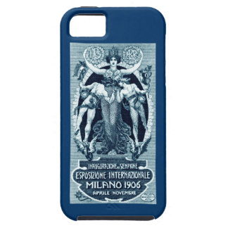 1906 Milan International Expo iPhone SE/5/5s Case