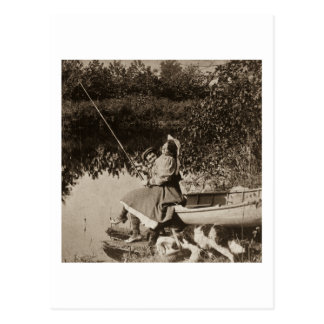 1906 una tarjeta leve de Stereoview del vintage Tarjeta Postal