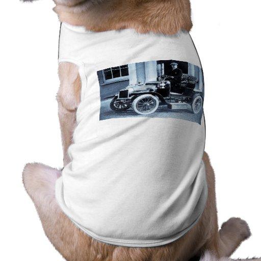 1907 Automobile - Vintage Pet Shirt