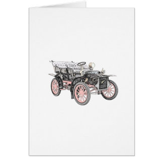 1907 Cadillac Model M Stationery Note Card