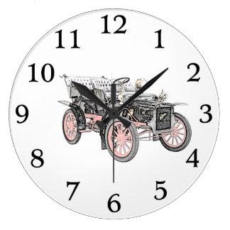 1907 Cadillac Model M Large Clock