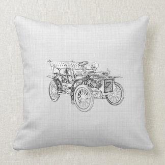 1907 Cadillac Model M Throw Pillow