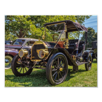 1908 EMF Classic Car Photo Print