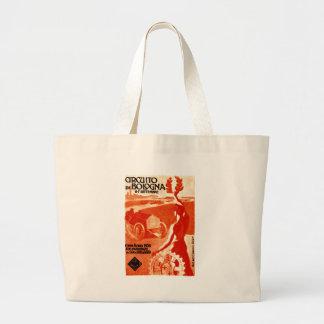 1908 Italian Auto Racing Jumbo Tote Bag
