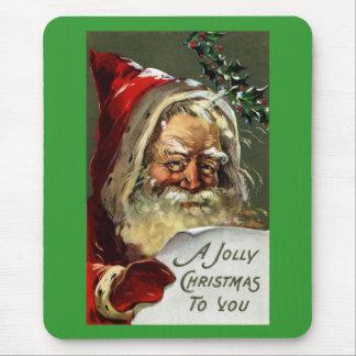 1908 Santa Claus Mouse Pad