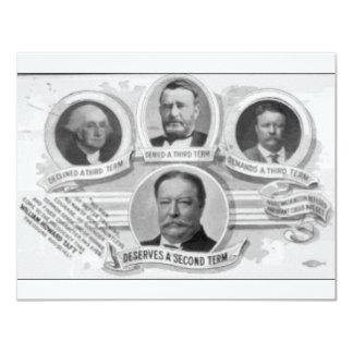 1908 Taft2 Card