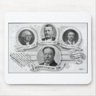 1908 Taft2 Mouse Pad