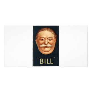 1908 Taft Photo Card Template