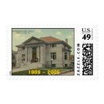~ 1909 de RFPL 2009 - modificado para requisitos Timbre Postal