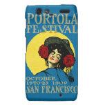 1909 San Francisco Portola Festival Motorola Droid RAZR Cover