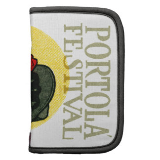 1909 San Francisco Portola Festival Folio Planner